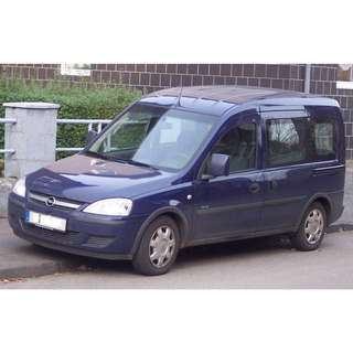Class 3A Opel combo Van for rent (AUTO VAN)