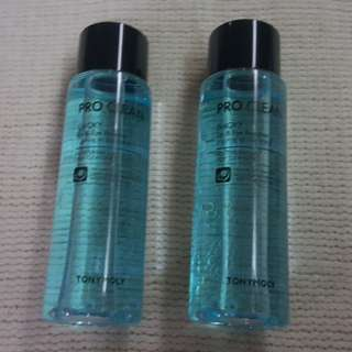 TONY MOLY PRO Smoky Lip and Eye Remover