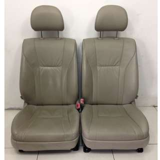 Toyota Camry Car Leather Seat (CS337)