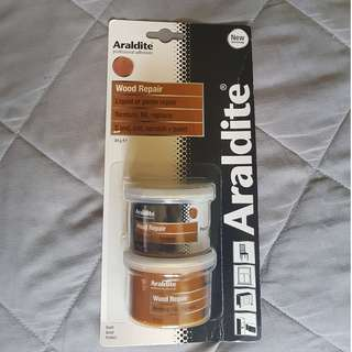 Araldite Wood Repair Paste