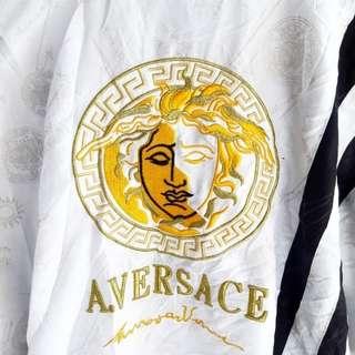 Tracktop A.Versace Medusa