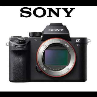 Sony A7Sll Body Only