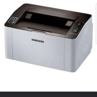 Samsung laser Printer m2020w