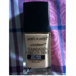 Wet n Wild from Chedelyn Cosmetics