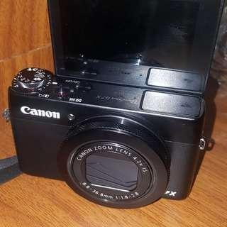 Kamera Canon G7x Mark 1