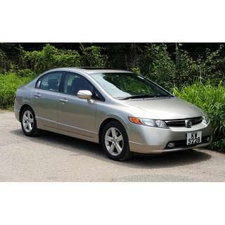HONDA CIVIC FA1 2006