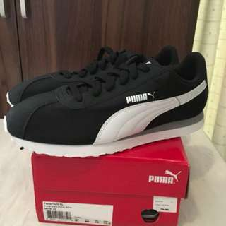 Charity Sale! Authentic Puma Shoes Turin NL black size 10US Men Brand New #freedelivery3