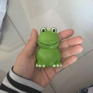 Butane Refillable Frog Lighter