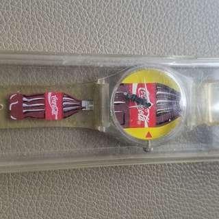 Coca cola手錶兩隻