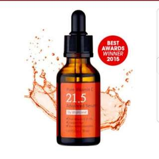 BN Wishtrend OST C21.5 vitamin C serum