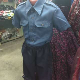 little police man Costume