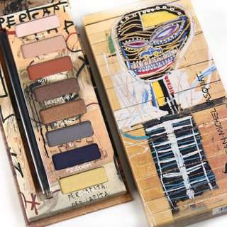BN Urban Decay Basquiat Eyeshadow Palette