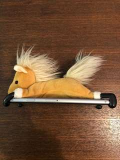 iPhone 6/6s Horse stuff toy case