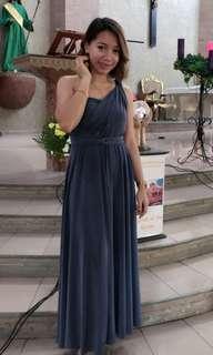 Multiple Ways Maxi Dress,