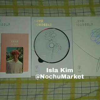 BTS' LY Her Album version O [Onhand]