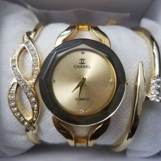 chanel watch for girls