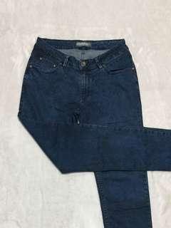 Penshoppe Denim Pants 30 (US)