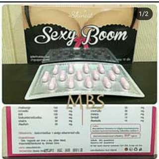 Sexy Boom by Skinest Clinic Original 100%