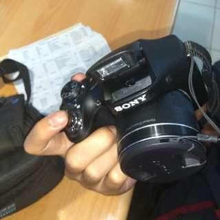 kamera sony DSC H300 muluuuussss