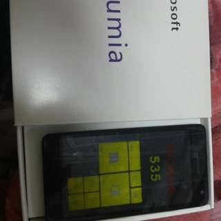 Nokia 535 new Origenal and full set box