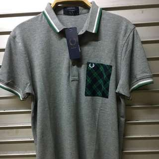 polo shirt fredperry news arival