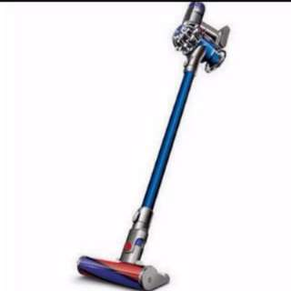 Dyson V6 Fluffy with Motorised head