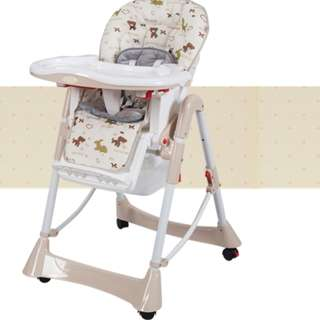 Multi Function Baby Dinning Chair / Feeding Chair / High / 6 months to 3 years old
