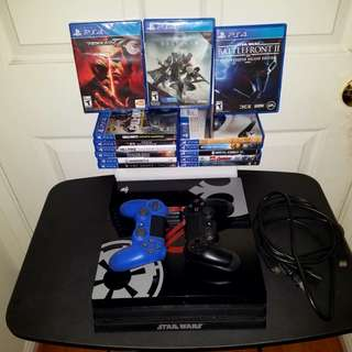 Selling Sony PlayStation 4 1Tb Pro