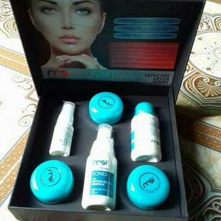 Skin Care Gold Beauty
