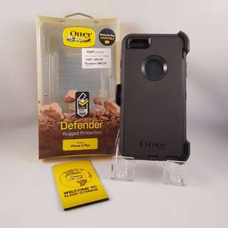 iPhone 6s Plus Otterbox Defender Series (Black)