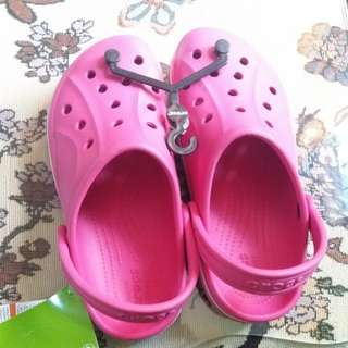 CROCS KIDS BAYABAND CLOGS