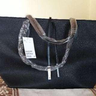HnM shoulder bag black