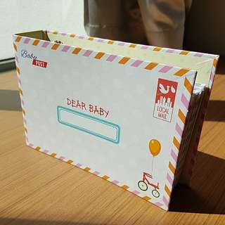 BN Letters to My Baby Gift Set