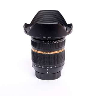 Tamron SP 10-24mm f/3.5-4.5 Di II