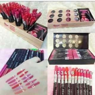 Pencil Bibir Casing Longlasting/Kiss Beauty Lip Liner Velpet