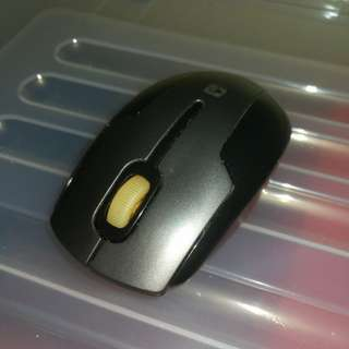 2.4GHz Silence Wireless Notebook Mouse