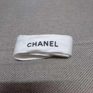 包郵 Chanel絲帶