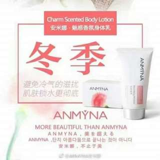Anmyna Charm Scented Body Lotion 170ml