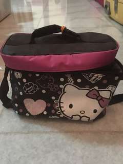 Hello kitty lunchbag