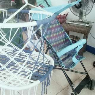 Baby Trolley And Hammock