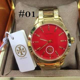 TORY BURCH HIGH-END SWISS MADE WATCHES ,,.,,