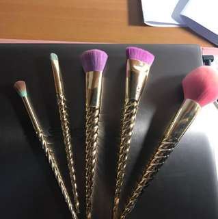 Unicorn Brush Set