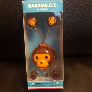 BAPE MILO ( Headphone )