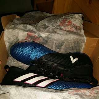 adidas 17.3 football boot eur 42.5 us9 uk8 80%new