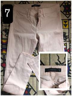 Glassons Baby Pink Pants