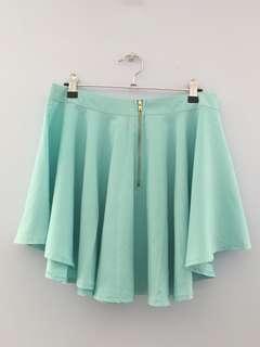 Asymmetrical Skirt Size 12