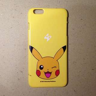 Pikachu hardcase iphone 6plus