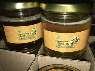 Pure Native (Laywan) Bee Honey - 100% Natural
