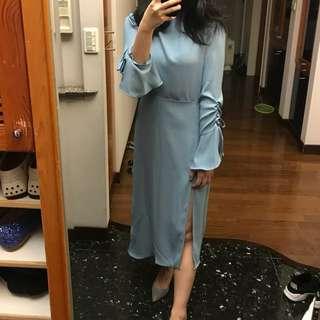 淺藍氣質洋裝