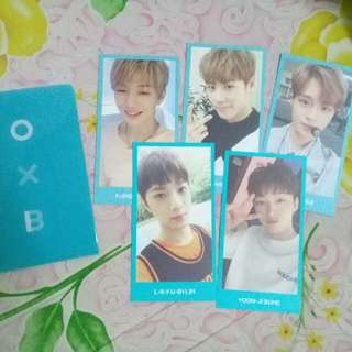 WANNA ONE MEMBERSHIP PC